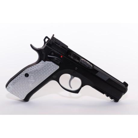 Cachas CZ 75 SP01 M-Arms aluminio