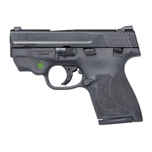 Pistola Smith&Wesson M&P9 Shield M2.0 Láser verde