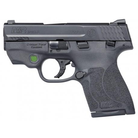 Pistola Smith&Wesson M&P9 Shield M2.0 Láser verde