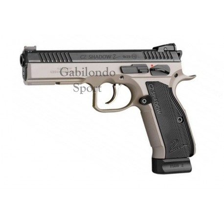 Pistola C.Z. SP 01 Shadow 2 Urban Grey cal. 9PB.