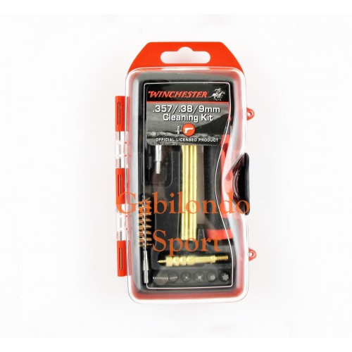 Kit limpieza Winchester 9mm/38