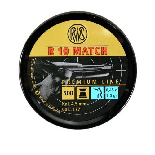 RWS R10 Match Pistol 4,50