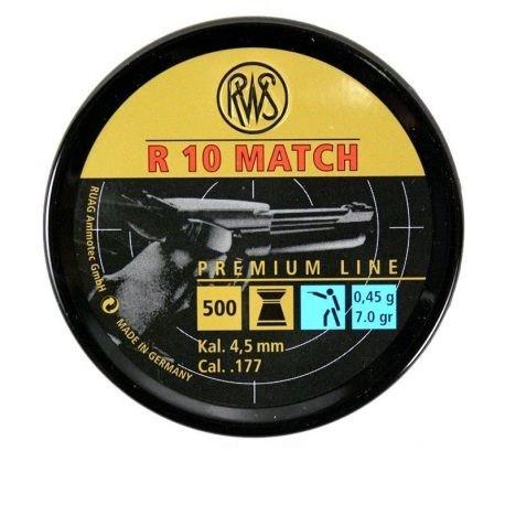 RWS R10 Match Pistol 4,5
