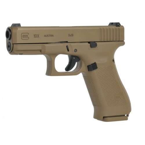 Pistola Glock 19X cal. 9Pb.