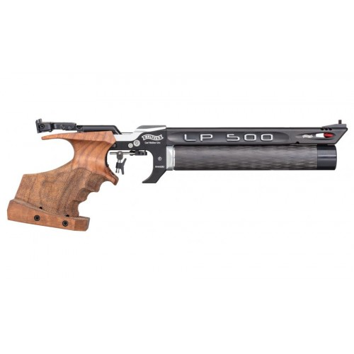 Pistola aire Walther LP500