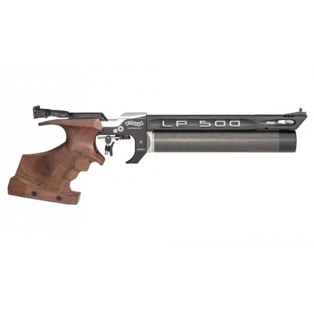 Pistola aire Walther LP500 Competition cal. 4,5