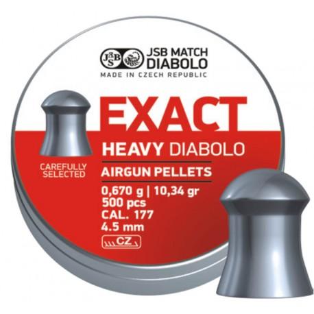 JSB Exact Heavy Diabolo 4,52