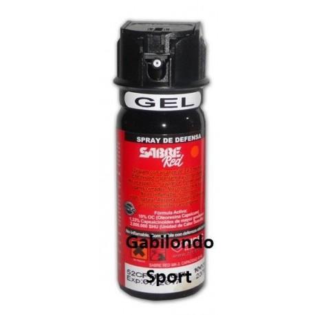 Spray de defensa GEL Sabre Red