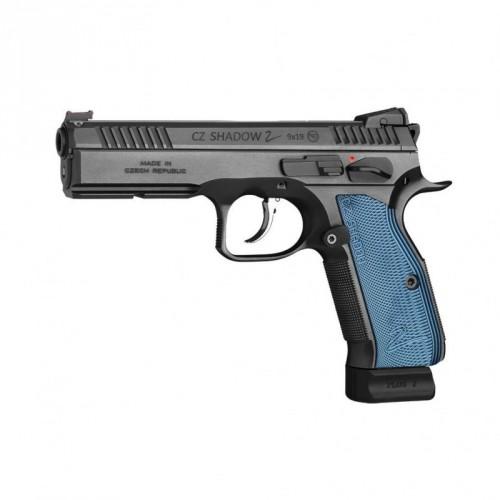 Pistola C.Z. SP 01 Shadow 2 cal. 9PB.