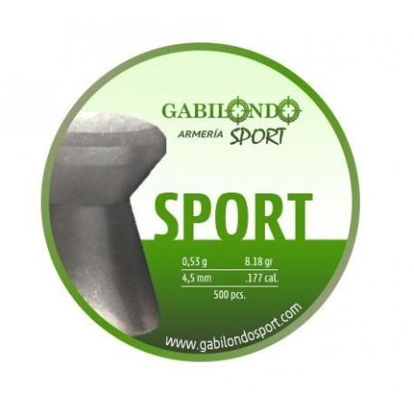H&N Gabilondo Sport cal. 4,5