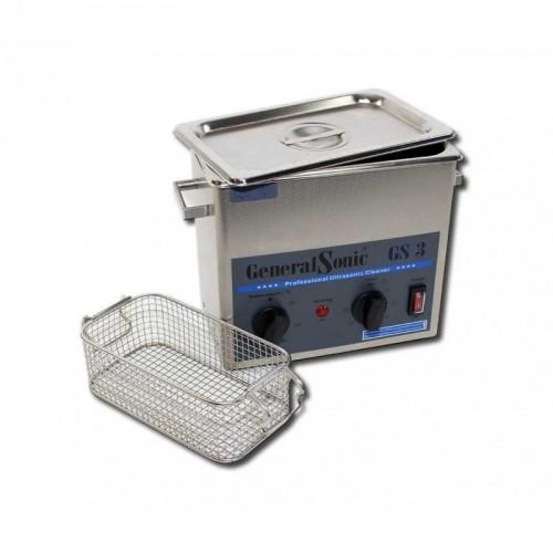 Limpiador ultrasonido General Sonic GS3