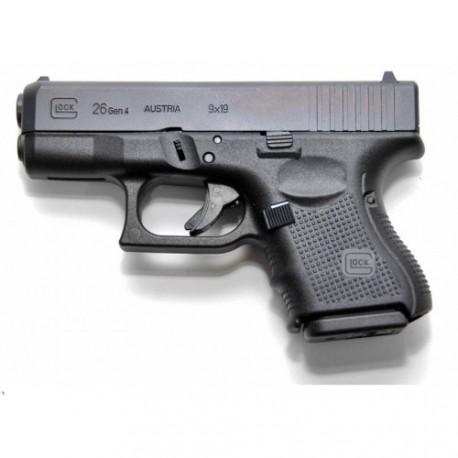 Pistola Glock 26 4ª Gen. Cal. 9X19