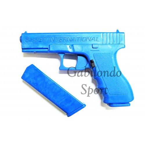 Pistola Glock entrenamiento