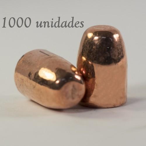 "40 RG 400"" 180 Gr. Cobreado ( 1000unds)"