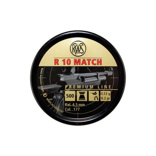RWS R10 Match Rifle 4,50