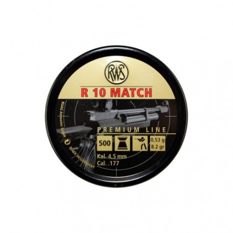 RWS R10 Match Rifle 4,50