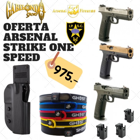 Oferta Arsenal Strike One Speed