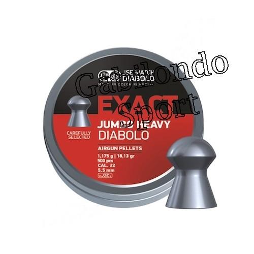 JSB Exact Jumbo Heavy Diabolo 5,5