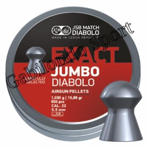 JSB Exact Jumbo Diabolo 5,5