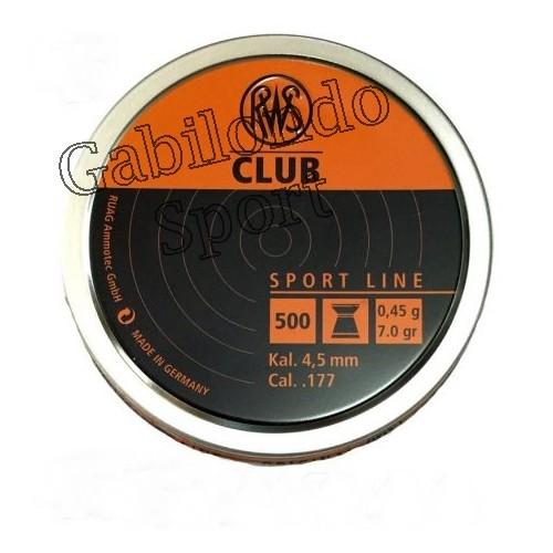 RWS Club Cal. 4,50