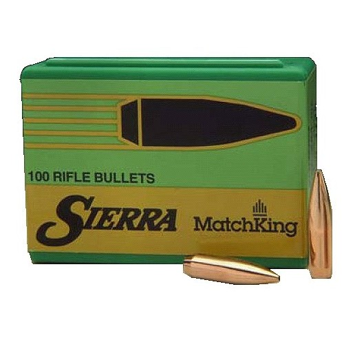 Plomos Sierra 222 69gr HPBT 100 unds.