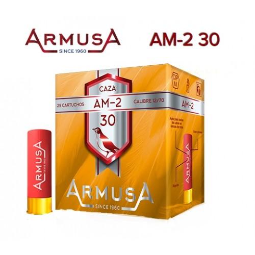 Cartuchos Armusa AM-2 de 30 g
