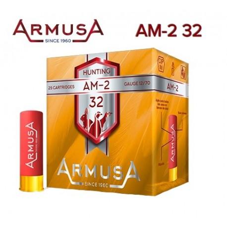Cartuchos Armusa AM-2 de 32 g
