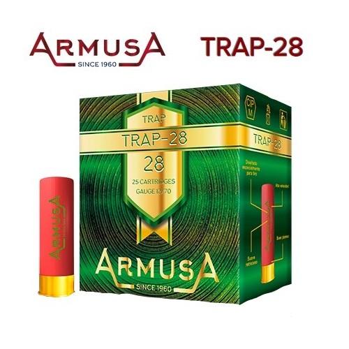 Cartuchos Armusa TRAP-28