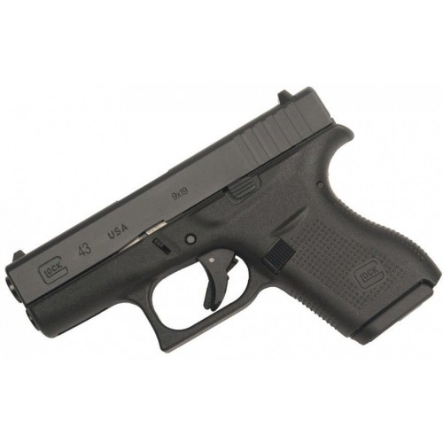Pistola Glock 43 Cal. 9X19