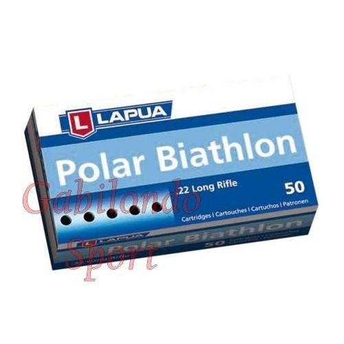Munición Lapua Polar Biathlon 22 L.R.
