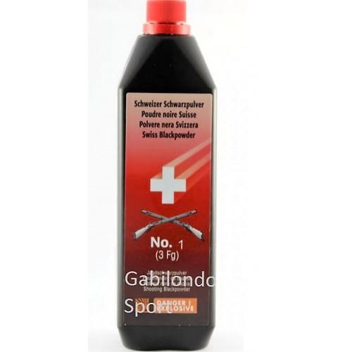 Pólvora negra Suiza nº 1